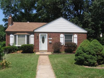 Single Family Home For Sale: 8907 Guthrie Avenue