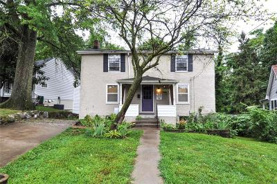 Single Family Home For Sale: 105 North Elm Avenue
