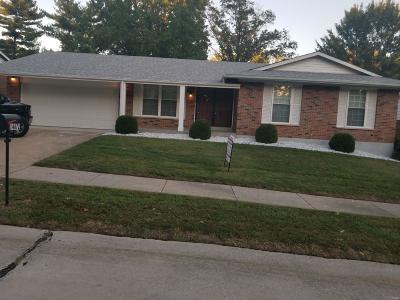 Florissant Single Family Home For Sale: 14672 Rouvre