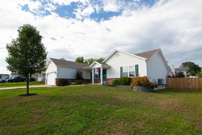Troy Single Family Home For Sale: 270 Glen Meadows Court