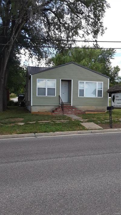 Troy Single Family Home For Sale: 241 Front
