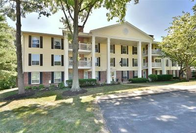 Chesterfield Condo/Townhouse For Sale: 1511 Hampton Hall Drive #19 & 20