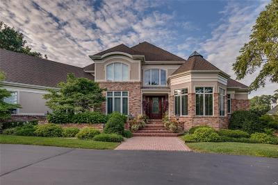 Single Family Home For Sale: 9643 Mill Hill Lane