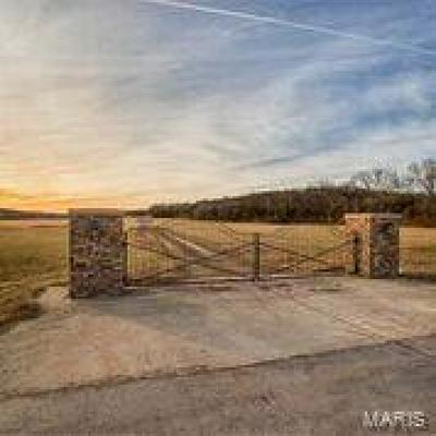 Jefferson County Farm For Sale: State Highway B
