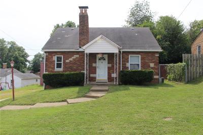 Belleville Single Family Home For Sale: 900 South Belt West