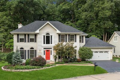 Chesterfield Single Family Home For Sale: 1739 Baxter Forest Valley Court