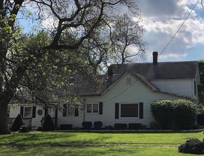 Lewis County Single Family Home For Sale: 30659 Burlington Road