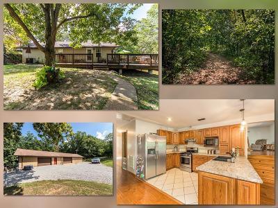 Lincoln County Single Family Home For Sale: 6081 Saddle Ridge Rd