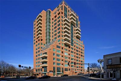Clayton Condo/Townhouse For Sale: 8025 Maryland Avenue #4I