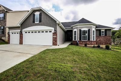Eureka Single Family Home Contingent No Kickout: 5138 Greensfelder Valley Ct