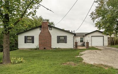 Single Family Home For Sale: 452 Saline