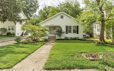 Single Family Home Contingent No Kickout: 7742 Suffolk Avenue