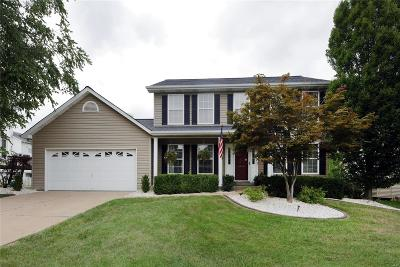 St Charles Single Family Home For Sale: 510 Brookneal Drive