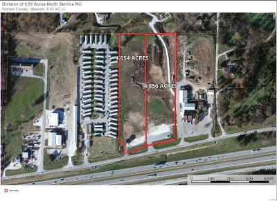 Wright City Commercial For Sale: Acres North Service Road