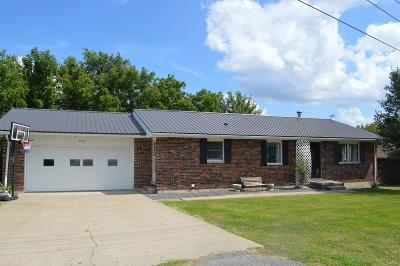 Marion County, Monroe County, Ralls County, Shelby County, Knox County, Lewis County Single Family Home For Sale: 404 Constantz Street