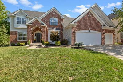 Wildwood Single Family Home For Sale: 202 Bountiful Pointe Circle