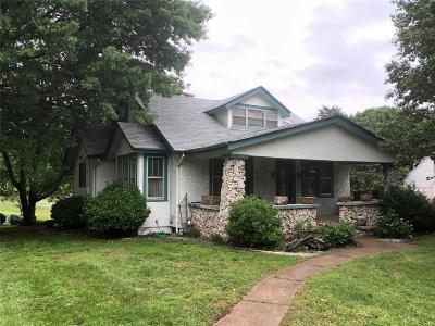 Single Family Home For Sale: 11637 Denny Road