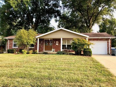 O'Fallon Single Family Home Option: 614 Peruque Drive