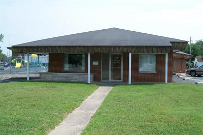East Alton Commercial For Sale: 209 School