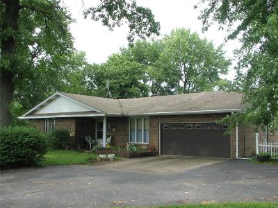 Edwardsville Single Family Home For Sale: 4703 State Route 157