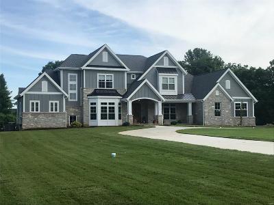 St Louis Single Family Home For Sale: 12222 Ballas Lane #TBB