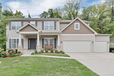 Florissant Single Family Home For Sale: 91 Charbonier Bluffs