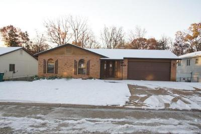 Barnhart Single Family Home For Sale: 2026 Donnell