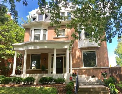 Central West End Single Family Home For Sale: 4367 McPherson Avenue