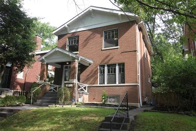 Single Family Home Active Under Contract: 7043 Waterman Avenue