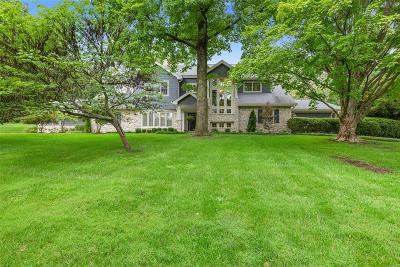 St Louis Single Family Home For Sale: 9 Huntleigh Manor