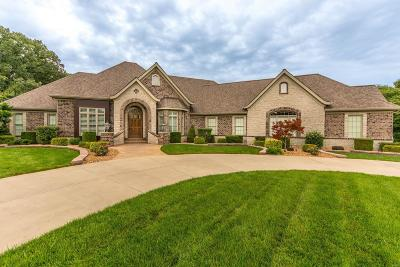 O'Fallon Single Family Home For Sale: 835 Stone Castle