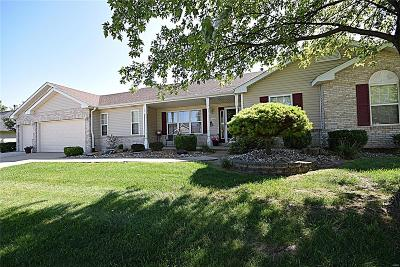 Maryville Single Family Home Contingent No Kickout: 2604 Fieldstone Drive