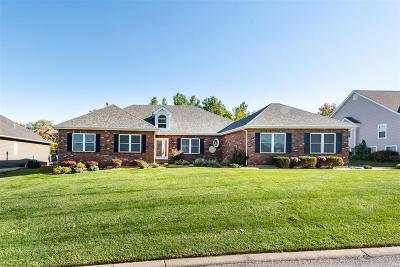Weldon Spring Single Family Home For Sale: 161 Grange Hill Lane