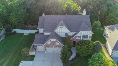 Arnold Single Family Home Contingent No Kickout: 3083 Strawberry Ridge Drive