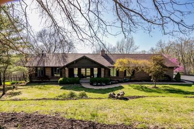Single Family Home For Sale: 1807 Shiloh Valley Drive