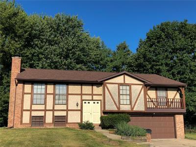O'Fallon Single Family Home Option: 805 Reiss Road