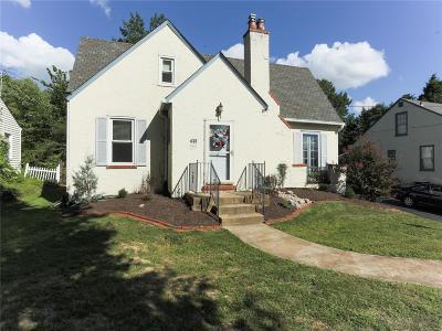 Kirkwood Single Family Home For Sale: 438 North Geyer
