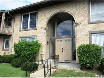 Florissant Condo/Townhouse For Sale: 3181 Carefree Lane #H