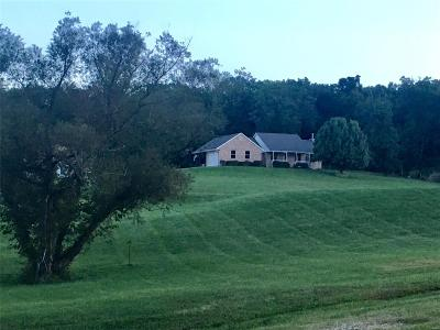 Pike County Single Family Home Contingent No Kickout: 6005 Highway C
