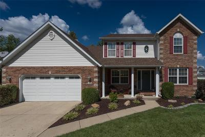 O'Fallon Single Family Home For Sale: 532 Fairwood Hills Drive
