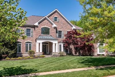 Chesterfield Single Family Home For Sale: 1059 Greystone Manor