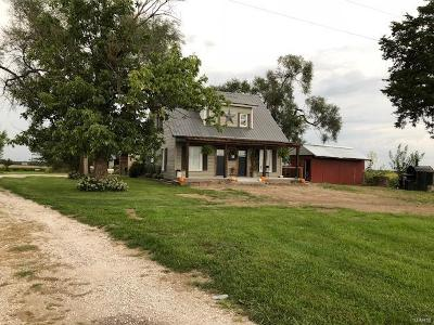 Monroe County, Ralls County Single Family Home For Sale: 34178 Monroe Road 652