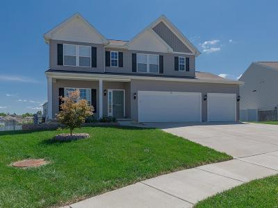 Wentzville Single Family Home For Sale: 36 Crystal Manor Court