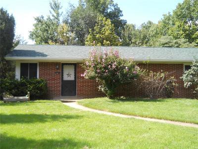 Belleville Single Family Home For Sale: 49 Highwood Drive
