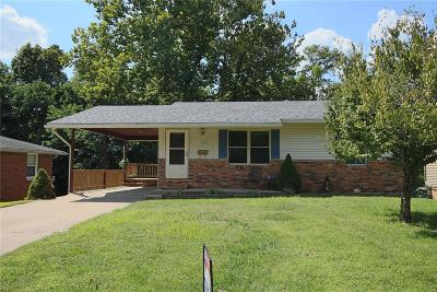 Collinsville Single Family Home For Sale: 110 Portland Terr