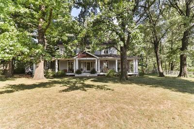 Single Family Home For Sale: 604 North Woodlawn Avenue
