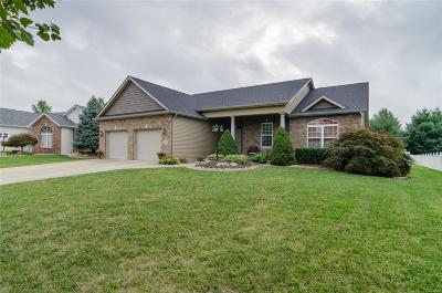 Edwardsville Single Family Home For Sale: 3470 Vicksburg Dr.