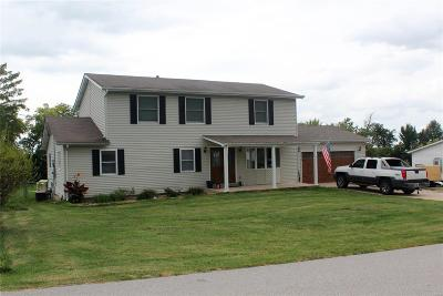 St Charles Single Family Home For Sale: 608 Hickory Dale Drive