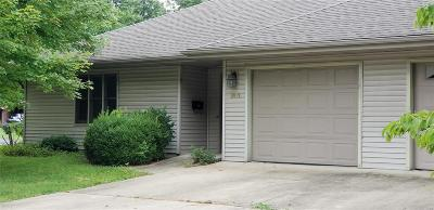 Swansea IL Single Family Home For Sale: $79,900