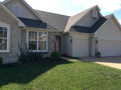 Florissant Single Family Home Option: 4679 Behlmann Farms
